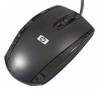 HP USB Wired Optical Mouse
